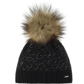 Eisbär Pansy Lux Mütze Damen black/real